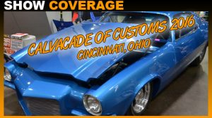 Cavalcade of Customs 2016 Cincinnati Ohio