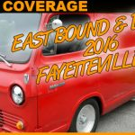 Eastbound and Down Car Show 2016