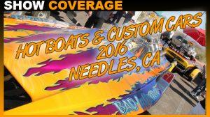 Hot Boats and Custom Cars 2016