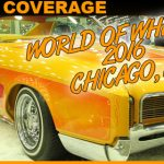 Chicago World of Wheels 2016