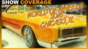 World of Wheels Chicago IL