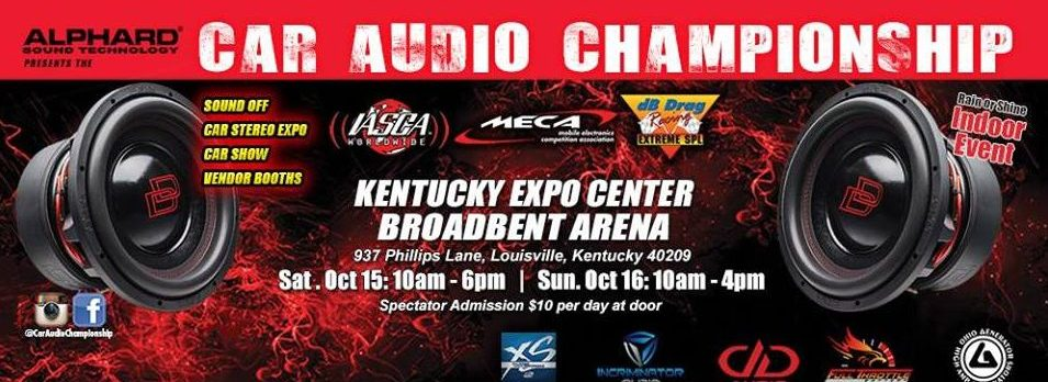 Car Audio Championship 2016