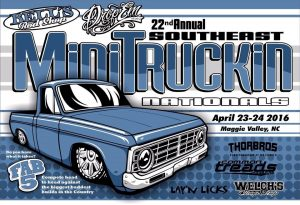 southeastern mini truck nationals car show