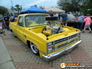 big motor in chevy c-10