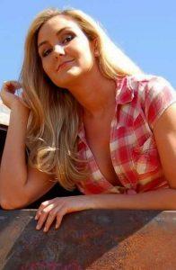 Gauge Girl Brooke Benson May 2008