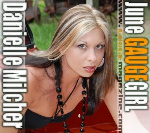 Gauge Girl Danielle Michler June 2009