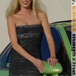 Gauge Girl Erika Hefner February 2002