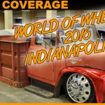 Indianapolis World of Wheels 2016