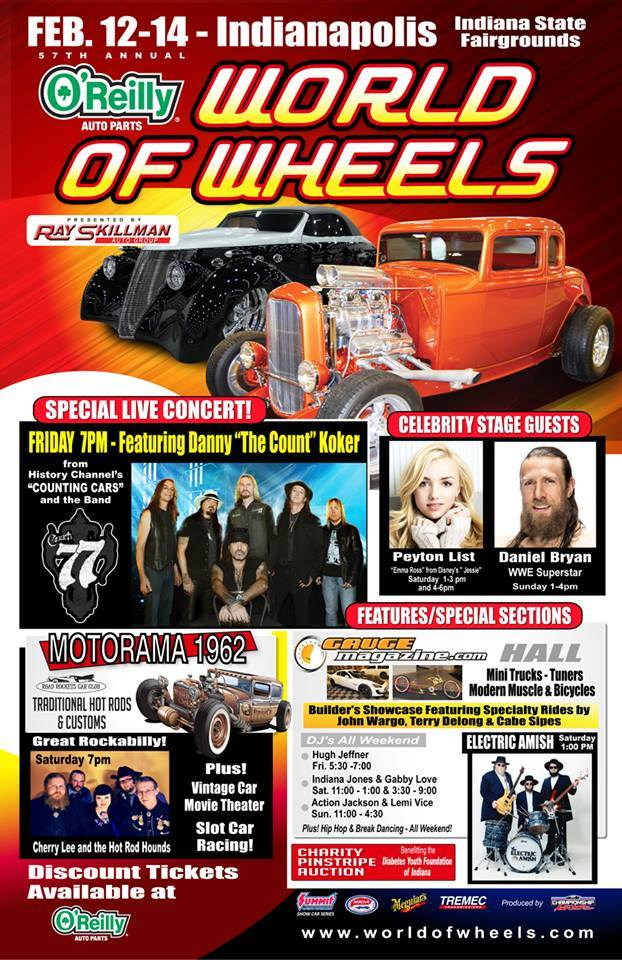 indy world of wheels