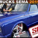 SEMA 2015 2WD Trucks