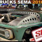2wd Trucks SEMA 2016 Las Vegas, NV