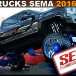 4×4 SEMA Trucks of 2016 Las Vegas, NV