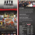 28th Annual Auto Mania