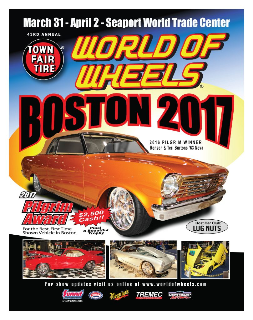 boston world of wheels 2017