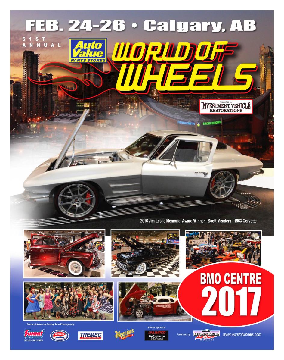 51st Annual Auto Value World of Wheels located in Calgary, Alberta