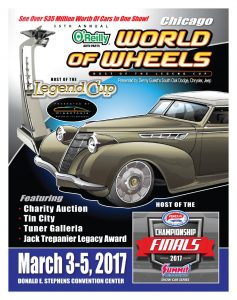 55th Annual O'Reilly Auto Parts World of Wheels presented by South Oak Dodge/Chrysler/Jeep