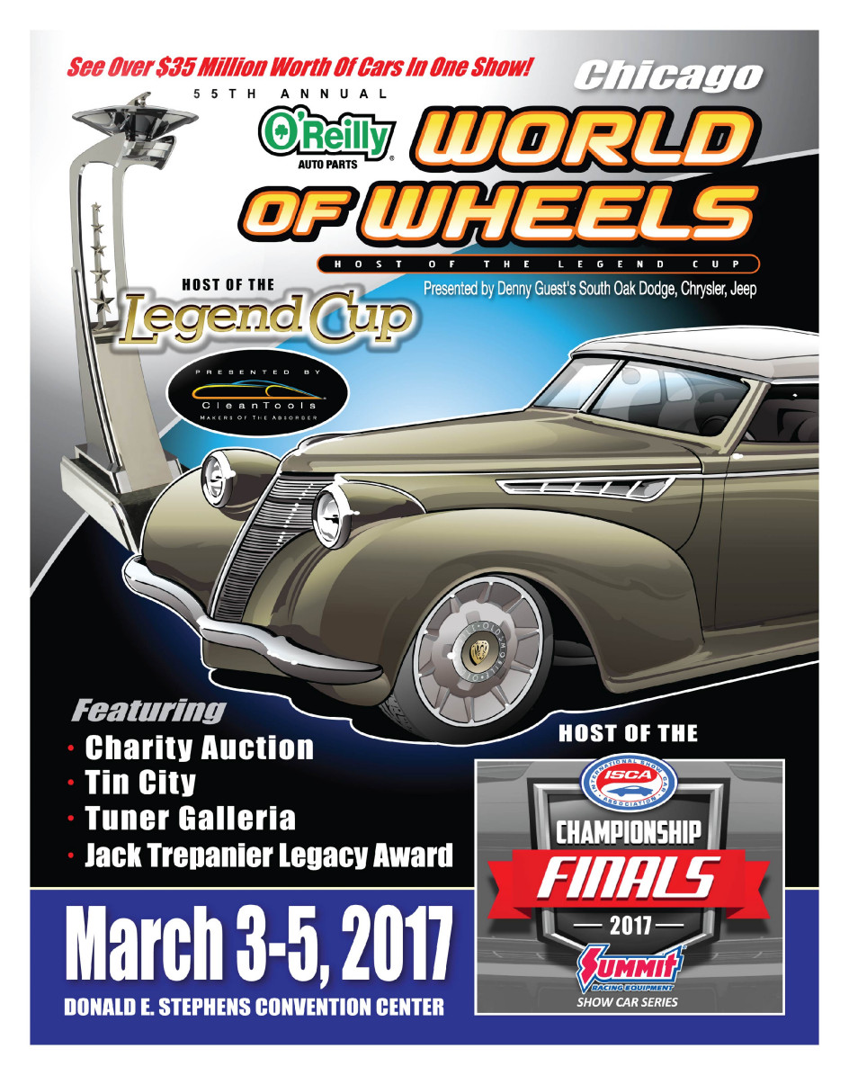 Awesome 55th Annual Ou0027Reilly Auto Parts World Of Wheels Presented By South Oak Dodge /Chrysler/Jeep