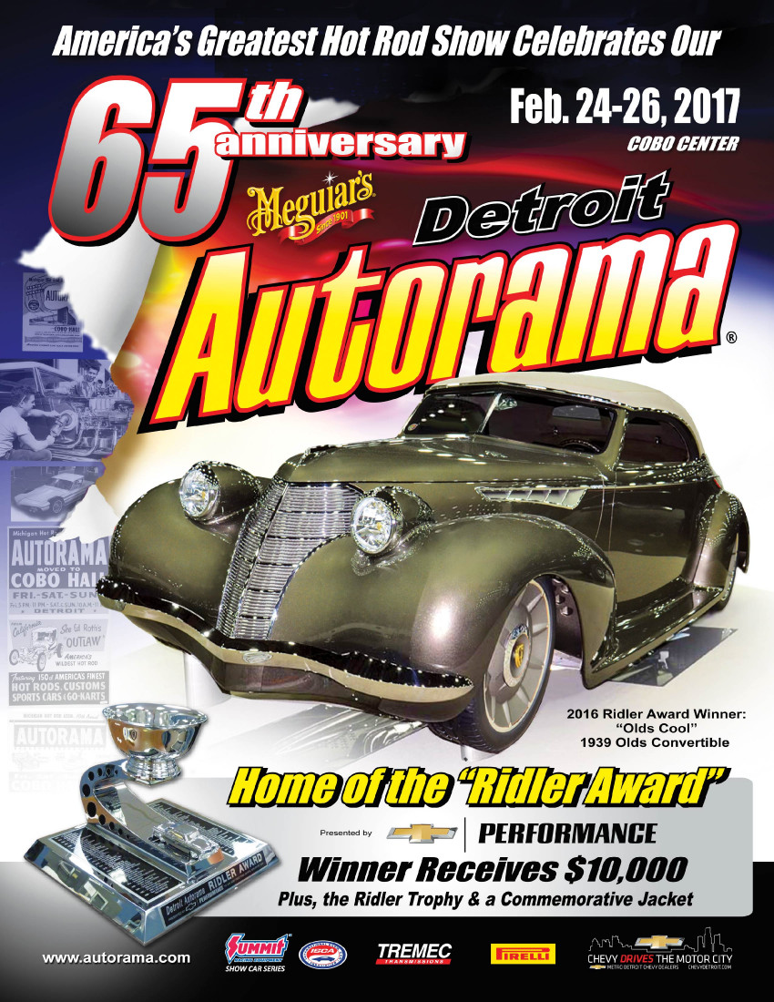 65th Annual Meguiar's Autorama presented by O'Reilly Auto Parts