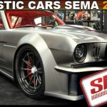 Domestic Cars of SEMA 2016