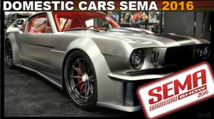 Domestic Cars of SEMA 2016 sema photos