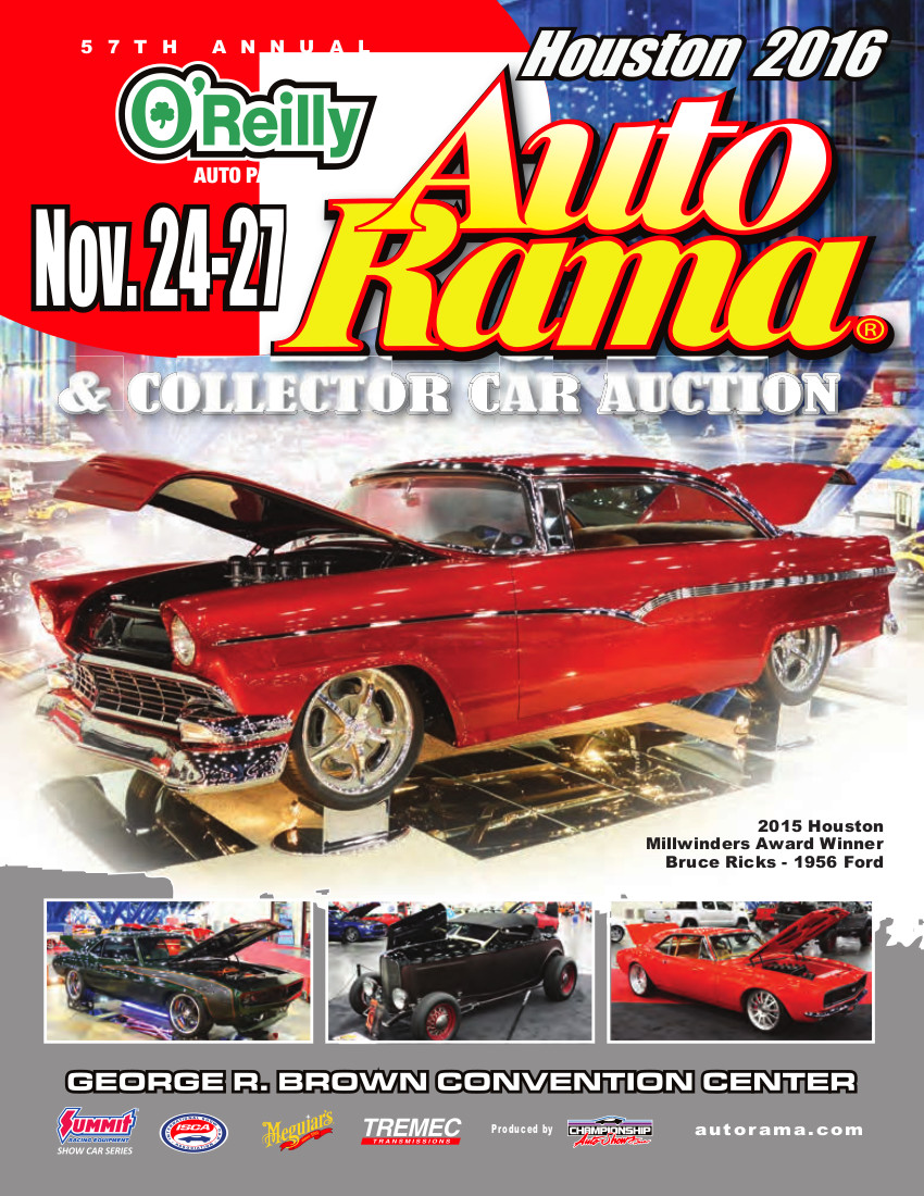 57th Annual O'Reilly Auto Parts AutoRama