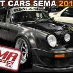 Import Cars of SEMA 2016