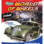 50th Anniversary O'Reilly World of Wheels Minneapolis