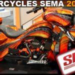 SEMA Bikes 2016 Las Vegas, NV