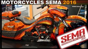 Motorcycles of SEMA 2016