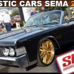SEMA 2015 Domestic Cars