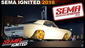 SEMA Ignited 2016 sema photos