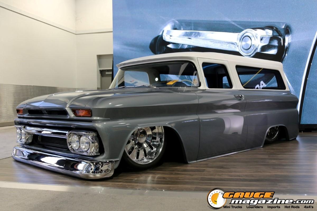 Classic Trucks Magazine >> 2wd Trucks SEMA 2016 Las Vegas, NV - Gauge Magazine