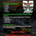 TS Performance Outlaw Diesel Drags, All Truck Shootout and Show