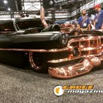 "1950 Cadillac ""Nightmare"" Live from SEMA 2016"