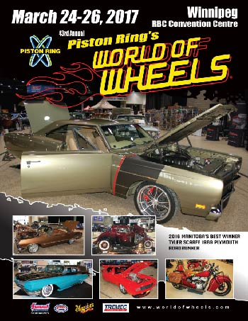 World of Wheels Winnipeg 2017
