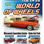 55th Annual O'Reilly Auto Parts World of Wheels