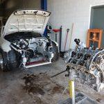 2009 Nissan 370Z Motor pulled
