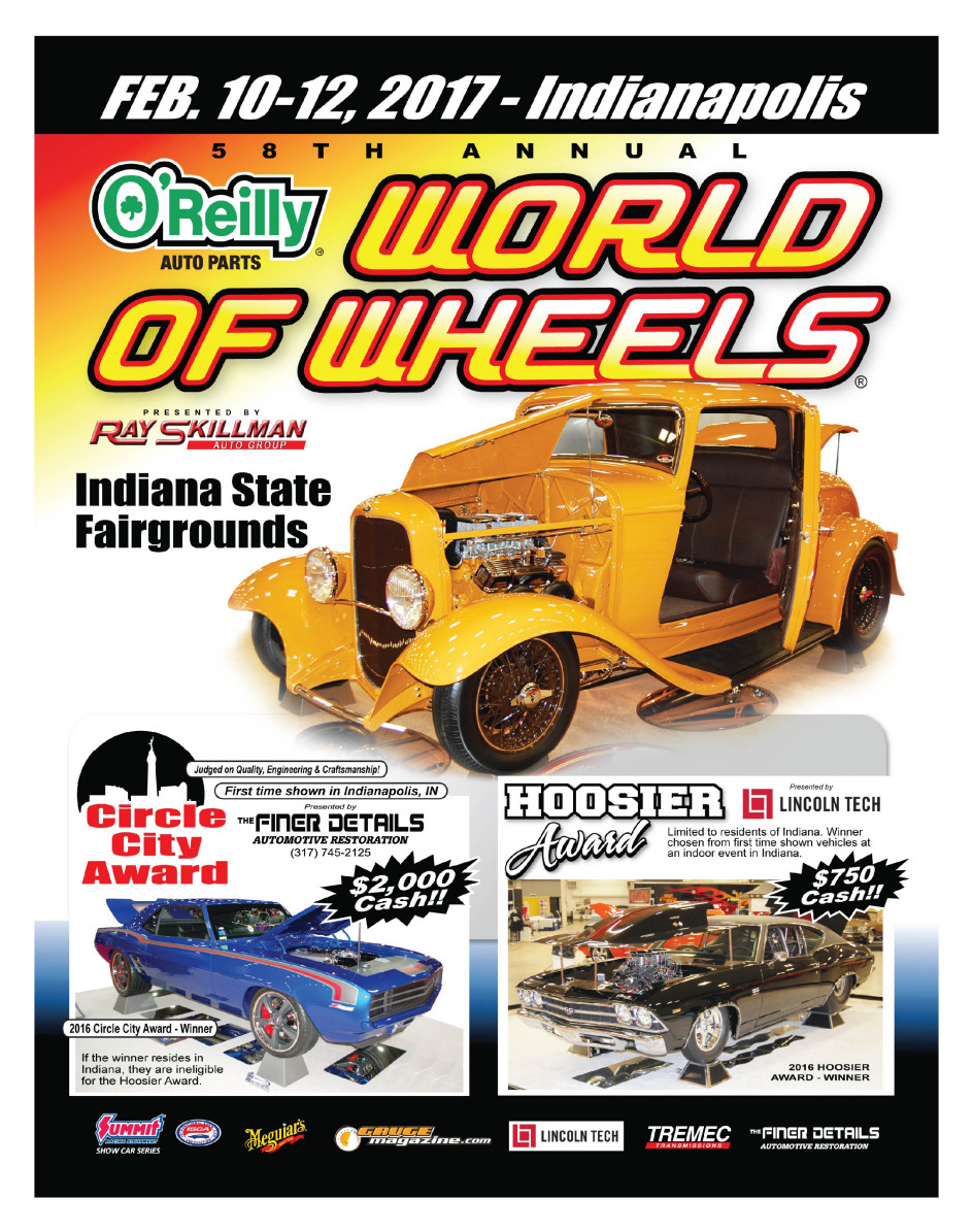 World of Wheels Indianapolis 2017