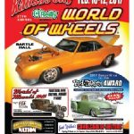57th Annual O'Reilly Auto Parts World of Wheels