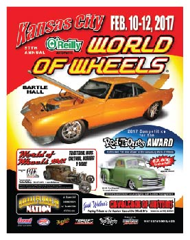 Kansas World of wheels 2017