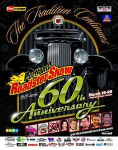 Portland Roadster Show 2016