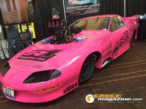 stinky pinky drag car