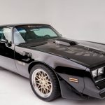 Burt Reynolds personal Trans AM photo