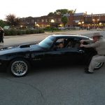Burt Reynolds personal Trans AM with sheriff