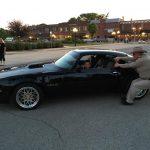 Burt Reynolds personal Trans AM with sheriff