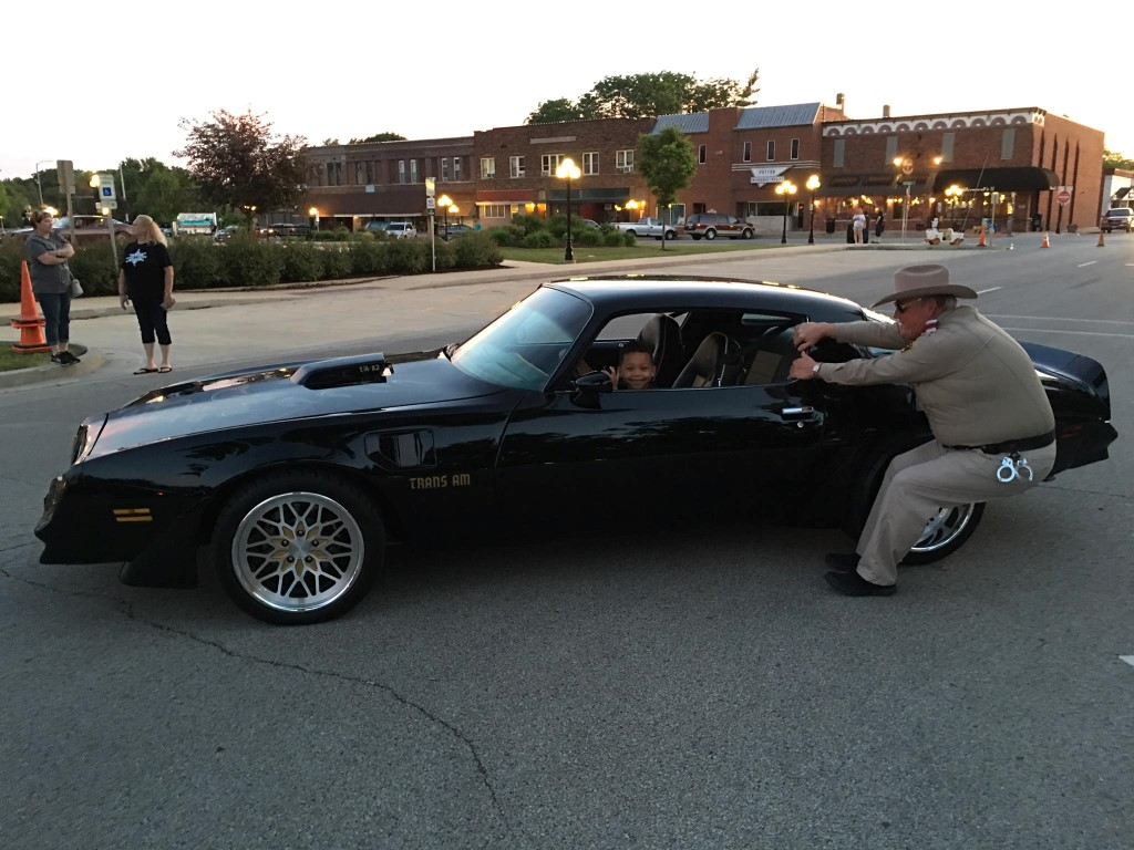 2017 Smokey And The Bandit Trans Am >> Burt Reynolds personal Trans AM to be Sold at Barrett Jackson