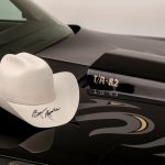 Burt Reynolds personal Trans AM cowboy hat and hood
