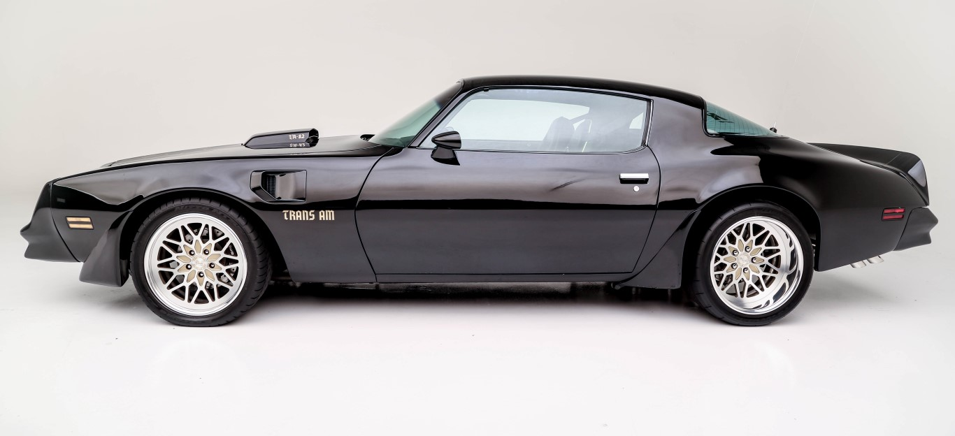 Burt Reynolds Personal Trans Am To Be Sold At Barrett Jackson