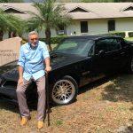 Burt Reynolds personal Trans AM