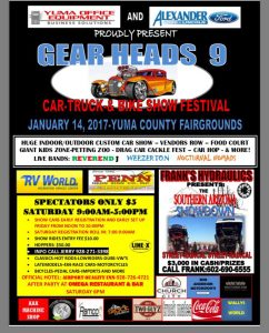 Gear Heads 9 Car Show
